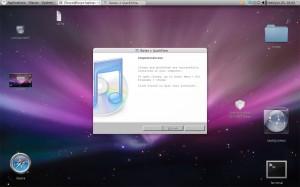 iTunes: Dokončení instalace